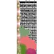 Floral Watercolor Page Corner