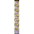 Jewel dangle