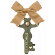Priceless Key with Bow