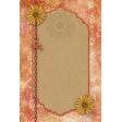 Topaz 4X6 Journal Card 6