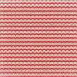 Our House Collab - Red and Pink Wavy Paper