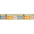 Our House Collab - Word Art - Houses Label - Multi