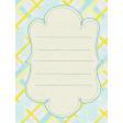 Dream Big Collab - Journal Card - Criss-Cross