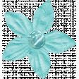 Spookalicious - Little Blue Flower