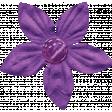 Spookalicious - Little Purple Flower