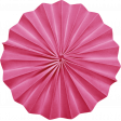 Spookalicious - Pink Accordian Flower