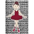 Nutcracker December BT Mini Kit - Sweet Ballerina