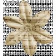 Nutcracker December BT Mini Kit - Tan Flower With Music