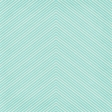 Sweater Weather Papers - Blue Geometric Stripes