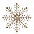 Sweater Weather - Wood Snowflake 01