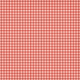 Sweater Weather Papers - Red Gingham