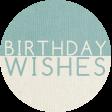 Birthday Wishes - Birthday Wishes Tag