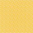 Furry Friends - Kitty - Yellow Fish & Bones Paper