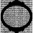 Kitty - Doodle Frames - Oval 01