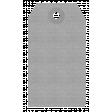 Furry Friends - Kitty - Cardboard Tag Template