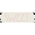 Furry Friends - Kitty - Sweet Word Art