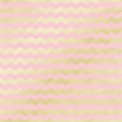 Shine - Gold Chevron Pink Paper