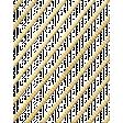 Shine - Gold Diagonal Lines