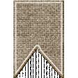 Rustic Charm Feb 2015 Blog Train Mini Kit - Burlap Banner Piece
