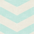 Birthday Wishes - Giant Blue Chevrons Paper