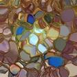 Agate multi color paper