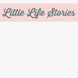 Cozy Day Journal Card - Life Stories (4x4)
