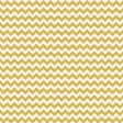 The Best Is Yet To Come 2017 - Pattern Paper Yellow Zigzag