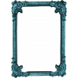 The Best Is Yet To Come 2017 - Teal Metal Frame