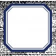 Pocket Basics 2 Label - Layered Template - Square Cut Corners