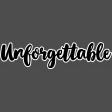 Pocket Basics 2 Pocket Title - Layered Template - Unforgettable 2