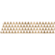 The Good Life: August Bits & Pieces - Tiny Triangles Washi