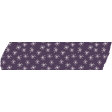 The Good Life: August Bits & Pieces - Purple Starry Washi
