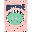 Cozy Kitchen Stamp - Peas - Color