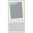 Stories To Tell - Traveler's Notebook Template 2 (Standard)