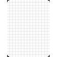 Pocket Basics Grid Neutrals - Grey 3x4 (round)