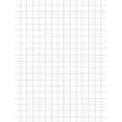 Pocket Basics Grid Neutrals - Light Grey 3x4