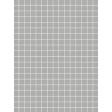 Pocket Basics Grid Neutrals - Light Grey2 3x4