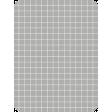 Pocket Basics Grid Neutrals - Light Grey2 3x4 (round)