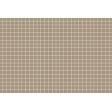 Pocket Basics Grid Neutrals - Brown2 4x6