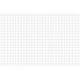 Pocket Basics Grid Neutrals - Dark Grey 4x6