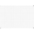 Pocket Basics Grid Neutrals - Dark Grey 4x6 (round)