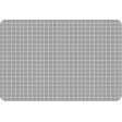 Pocket Basics Grid Neutrals - Dark Grey2 4x6 (round)