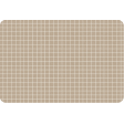 Pocket Basics Grid Neutrals - Fawn2 4x6 (round)