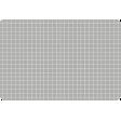 Pocket Basics Grid Neutrals - Light Grey2 4x6 (round)