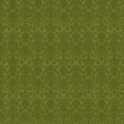 Bright Days - Green Damask Paper