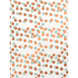 Already There Copper Vellum Dots Journal Card