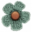 Already There - Knit Flower