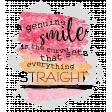 Smile Wordart