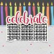 Celebrate- 3 Photo Quick Page
