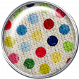 Rainbow Polka-dots Brad